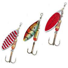 Spinner Panther, materie tessili esca luccio persico spigola cucchiaino, frecce, Angel Accessori