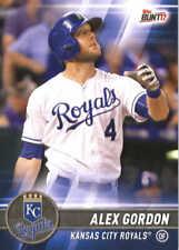 2017 Topps Bunt Baseball #141 Alex Gordon Kansas City Royals