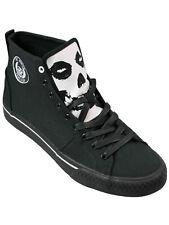 Iron Fist Misfits Sneaker Turnschuh Crimson Ghost Schwarz #5000