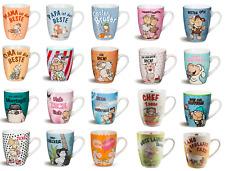 Nici Tassen Kaffeetasse Kaffeebecher Becher Fancy Mugs Sprüche Mama Papa Oma Opa