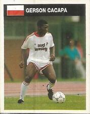 [AA] FIGURINA CAMPIONI & CAMPIONATO 1990/91-BARI-CACAPA