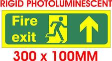 FUOCO a fotoluminescenza uscita iscriviti. 30x10cm. IVA Inc!