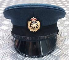 Genuine Royal Air Force RAF ceremonial reinas Sqn Gorra/Sombrero Todas Las Tallas Nuevo Y Usado