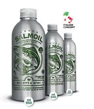 Salmoil, integratore alimentare per cani a base di olio di salmone