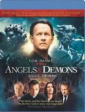 Angels & Demons (Blu-ray Disc, 2009, 3-Disc Set)