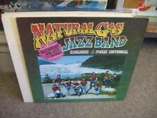 Natural Gas Jazz Band Volume IV LIVE in Juneau Alaska vinyl LP EX Private Press
