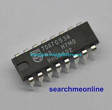 20pcs 50pcs 100pcs TDA7053A DIP-16 New And Genuine ICs Wholesaler