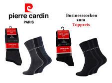 ✅NEU 9-18 Paar Pierre Cardin Socken Herrensocken Herren Strümpfe Business-Socken