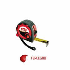 METRO FLESSIBILE FLESSOMETRO 3/5/8 METRI RIAVVOLGIMENTO AUTOMATICO VALEX