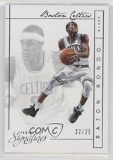 2013-14 Panini Signatures #200 Rajon Rondo Boston Celtics Basketball Card