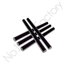 Large Black 5 x Hair Extention Keratin Bonding Glue Sticks uk 150mm