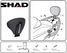 Dosseret dossier Maxi scooter SHAD YAMAHA TMAX T-MAX 500 de 2001 à 2012