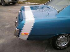 Rear Car Stripe set #1 Stripes graphics decals FIT dodge Dart Scamp Charger