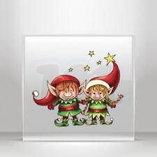 Sticker Decals goblins hobgoblins Christmas Atv Bike Garage A19 3X298