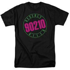 Black 90210 Logo CBS T Shirt Tee $20 MRSP NEW
