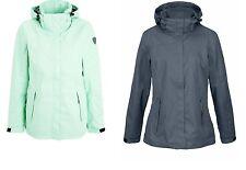 Killtec Birta Damen Funktionsjacke mit abzipbarer Kapuze bis Größe 50 Jacke guck