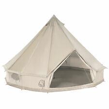 NORDISK Asgard 19.6 Tipi Zelt 6-10 Personen Familienzelt Campingzelt Baumwolle