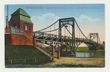 AK / Wilhelmshaven .. Kaiser Wilhelm Brücke
