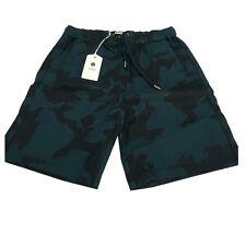 ONTOUR pantalones cortos de hombre 100% algodón ajustado