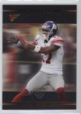 2007 Topps Performance Bronze #69 Plaxico Burress New York Giants Football Card
