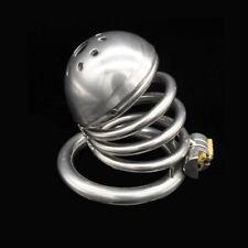 Cage de Chasteté Anneau S douche Acier male chastity stainless steel - no cb6000