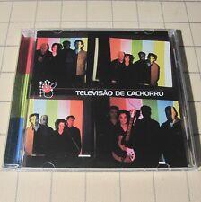 Televisao - De Cachorro 1998 CD #D02