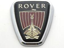 Genuine New ROVER D PILLAR BADGE Side Emblem For 75 1999-2003 & 45 2000-2005 CDT