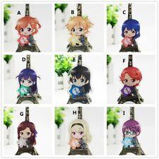 Acrylic Anime Keychain Strap Shoujo☆Kageki Revue Starlight Tendou Maya Cute 6cm