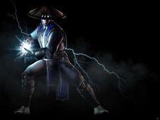 Mortal Kombat X Raiden Video Game Giant Print POSTER Affiche