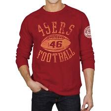 San Francisco 49ers Junk Food Vintage Fleece Sweatshirt