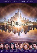 The 10th Kingdom (DVD, 2013, 3-Disc Set)