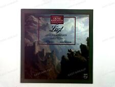 Liszt / André Previn / Misha Dichter - Liszt - Klavierkonzerte GER LP //1
