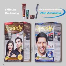 DIY Organic Speed 1 Min Darkening Hair Color Dye Grey Coverage No Ammonia Unisex