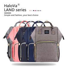 Waterproof Travel Handbag Backpack Diaper Bags Nappy For Baby Care,LargeCapacity