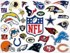 NFL OFFICIAL LICENSED TEAM MSA HARD HAT & PIP WORK/UTILITY GLOVE GIFT SET!!