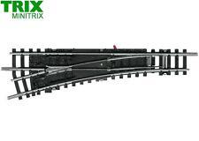 Minitrix N 14938 Handweiche links 15° 112,6 mm - NEU + OVP
