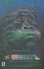 Donkey Kong Country: GameBoy Adv: Original Print Ad!