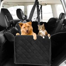 Dog Car Seat Cover Waterproof Hammock Cat Pet Suv Van Back Rear Bench Protector