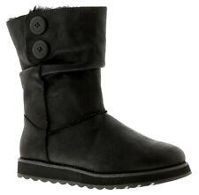 Skechers Keepsake 2.0 Upland Womens Ladies Boots Black