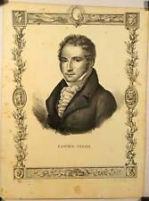 Portrait de Casimir Perier par Villain