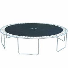 Ersatz Sprungtuch Sprungmatte für Outdoor Trampolin Gartentrampolin 183 - 490 cm