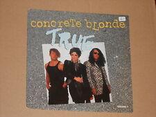 "CONCRETE BLONDE -True- 7"" 45"