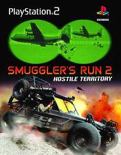 Smuggler 'S RUN 2 COMPLETA IN SCATOLA ORIGINALE-SONY PLAYSTATION 2 ps2