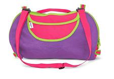 Melissa & Doug Trunki Tote Bag - Pink/Purple Back2school Back To School 2 in 1