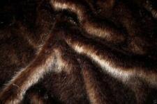 De Lujo de rizo de algodón Toalla Waffle Pique De Tela Material-Oscuro Marrón Topo