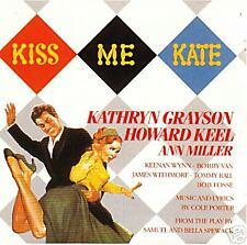 Kiss Me Kate -1953-(WM) Original Movie Soundtrack CD