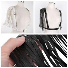 Damen Harness Gürtel Sexy Body Chest Lederharness Frauen Brustgurt Fesseln Brust
