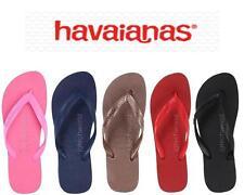 New Havaianas Top Classic Flip Flops Sandals Slip on Flat Shoes Women Lady Pink