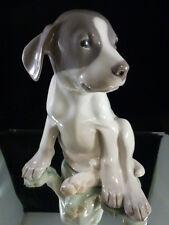 Royal Copenhagen Pointer Puppy By Nielsen No 259