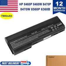 Battery for HP EliteBook 8460W 8460P 8560P 8470P Prob 6560b 6460b 6360b CC06